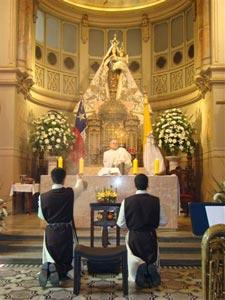 200 horas de oración por Chile