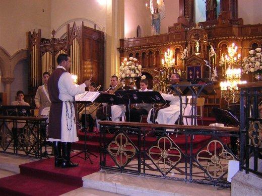 Eucaristía y Homenaje musical al Niño Dios en Quilpué