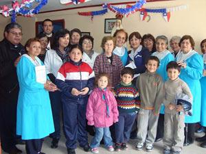 En Diócesis de Valparaíso, Pastoral de la Salud visita hospitales