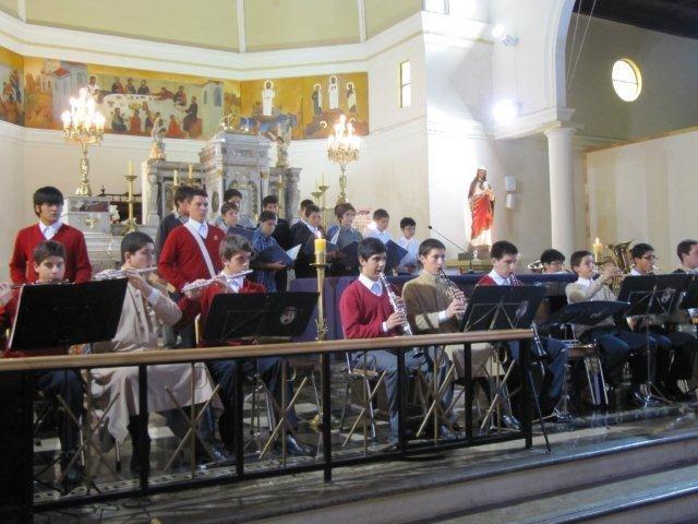 Homenaje Musical al Niño Dios en Casablanca