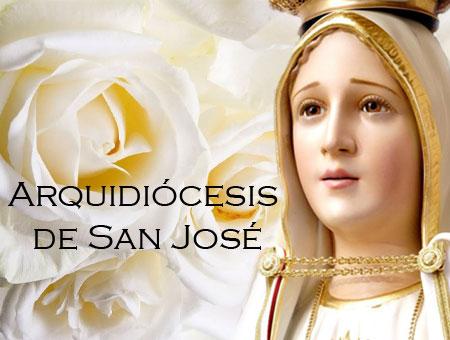 Noticia publicada en la página de la Arquidiócesis de San José