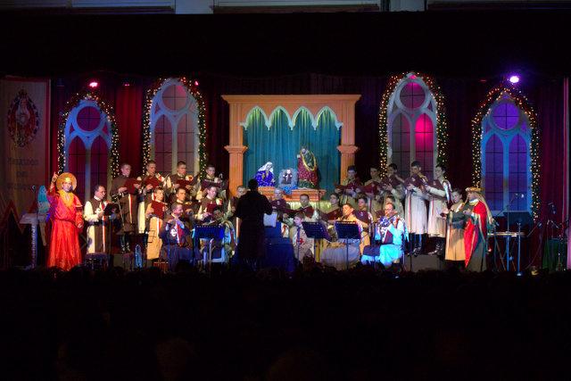 Grande conciertos en San Salvador y Ciudad de Guatemala
