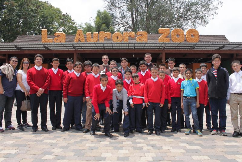 """Visita al Zoológico """"La Aurora"""""""