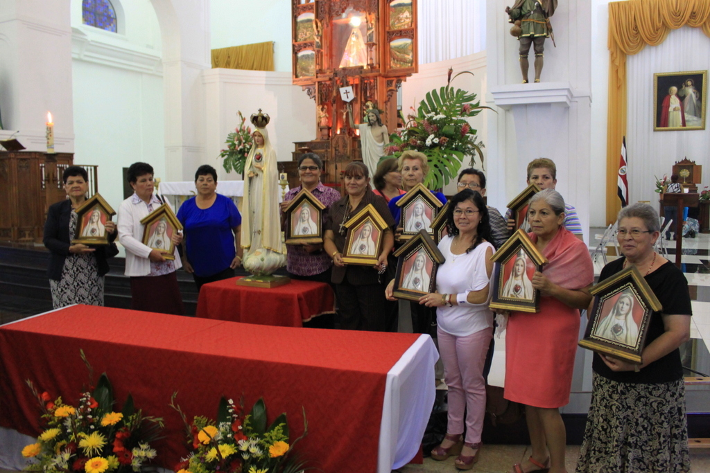 Encuentro de Oratorios en Paraíso de Cartago.