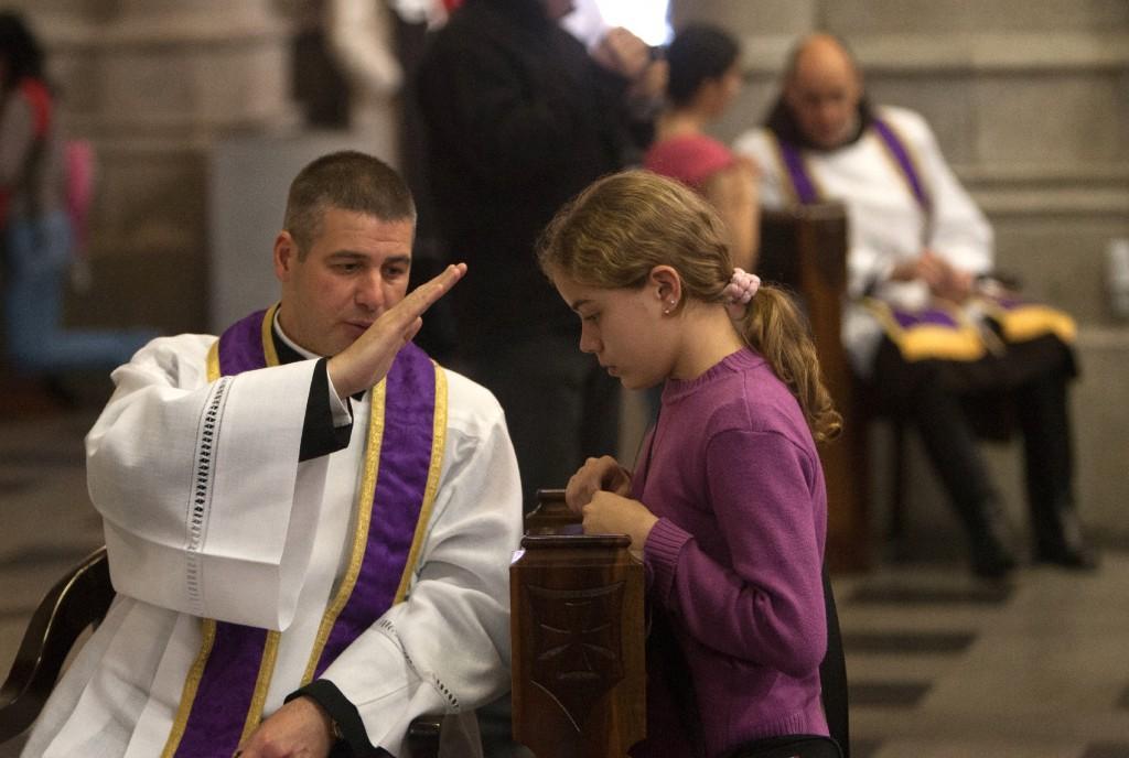 ¿Cómo confesarse bien?