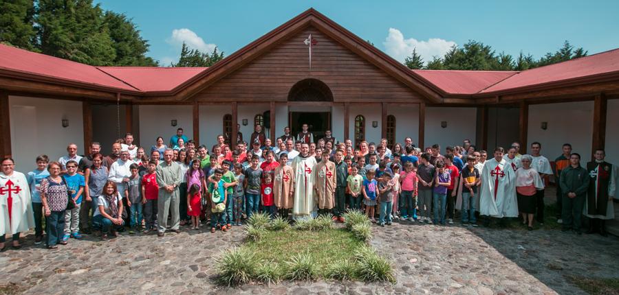 Un día en Familia con los Heraldos del Evangelio