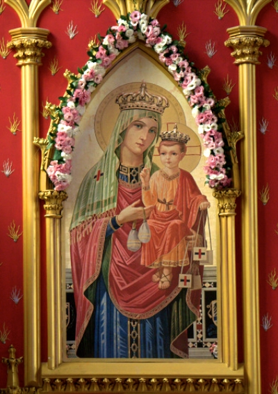 Novena a Nuestra Señora del Buen Remedio