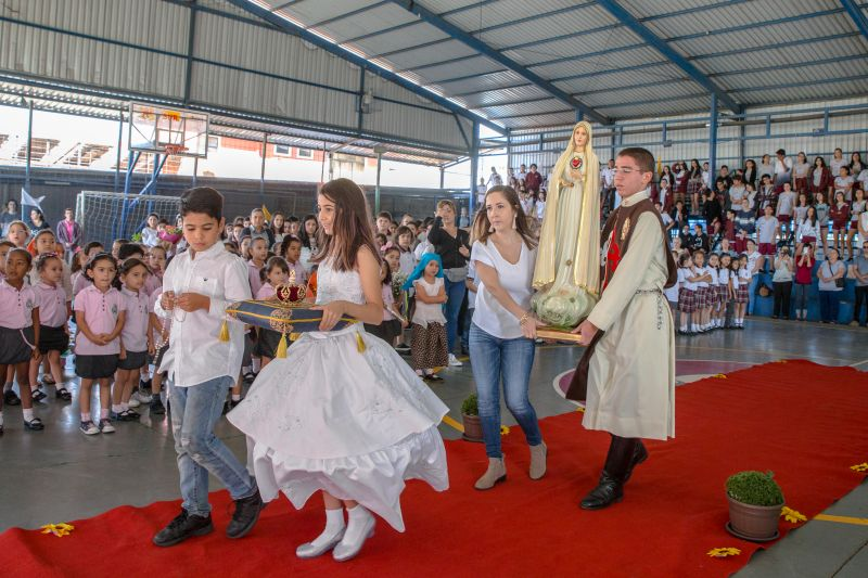 Visita a la Escuela Santa Inés, Heredia