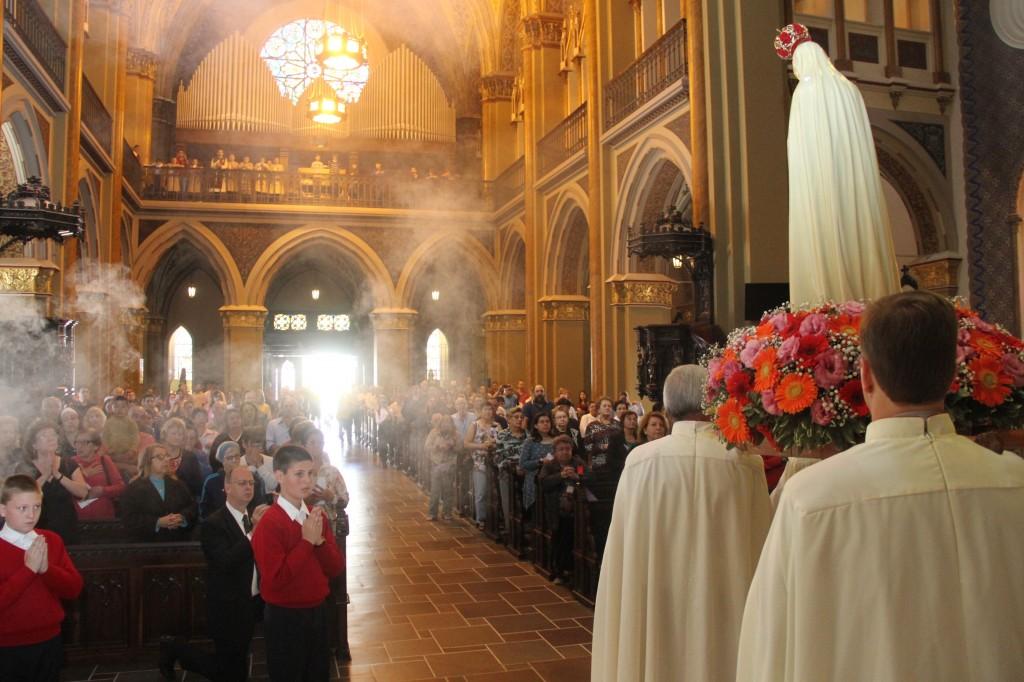 Devoção do Primeiro Sábado do mês de setembro será especial em Curitiba!