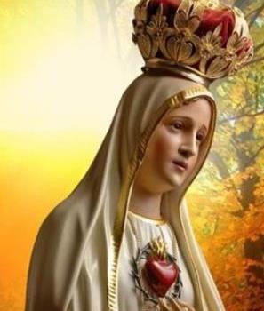 """""""Deus quer estabelecer no mundo a devoção ao meu Imaculado Coração"""""""