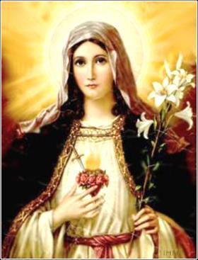 Maio, mês de Maria. Por que?