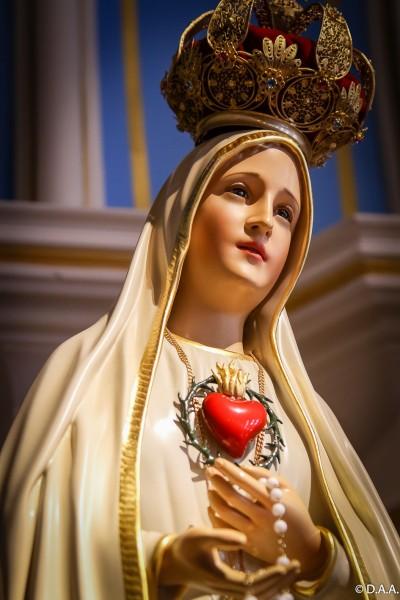 Imagem Nossa Senhora de Fátima, Arautos do Evangelho