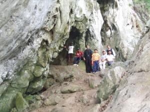 Excursión ecologica en Fantino