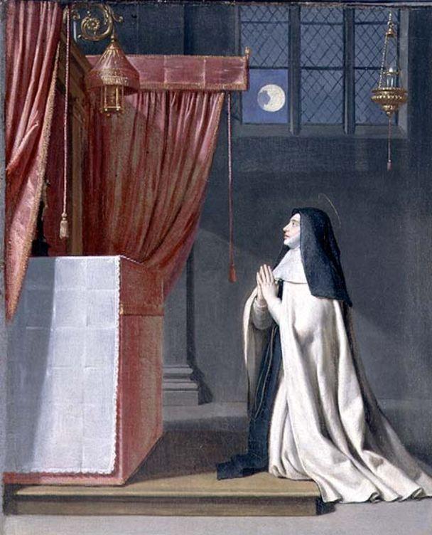 Santa Juana de Mont-Cornillón
