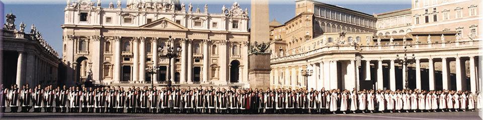 Aprovazione Pontificia