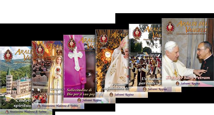 Revista Araldi del Vangelo