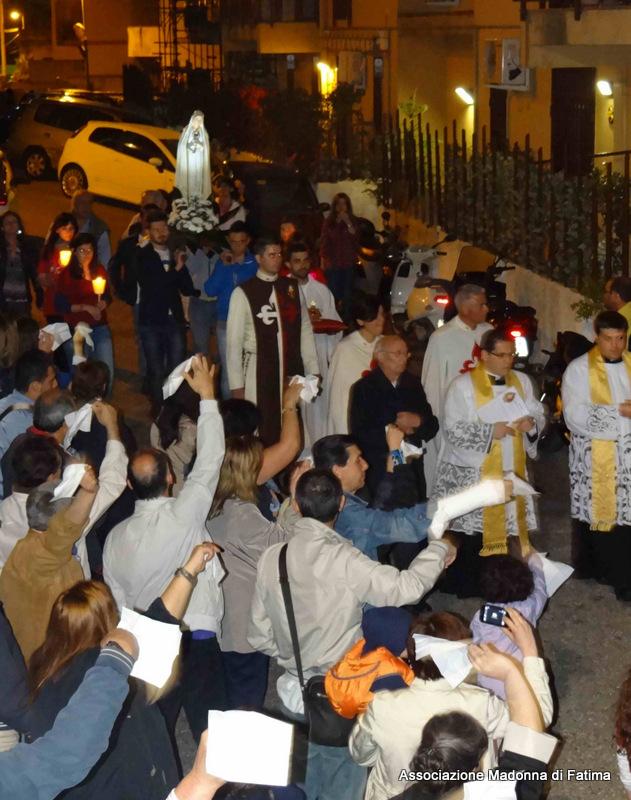 Incontro vicariale dei giovani, San Filippo d' Agira (ME)