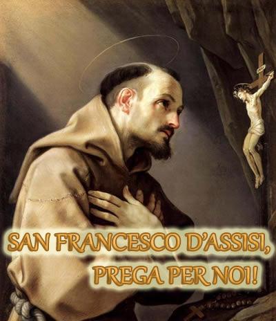 San Francesco d'Assisi Patrono d'Italia