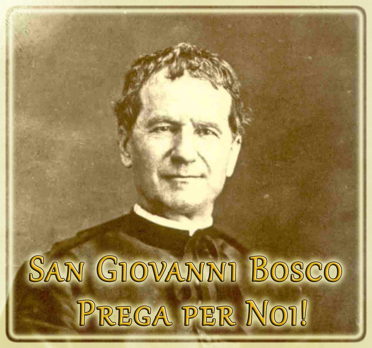 San Giovanni Bosco Sacerdote