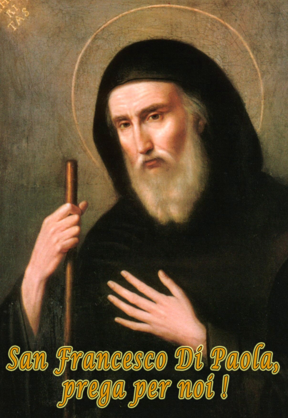 San Francesco di Paola Eremita e fondatore