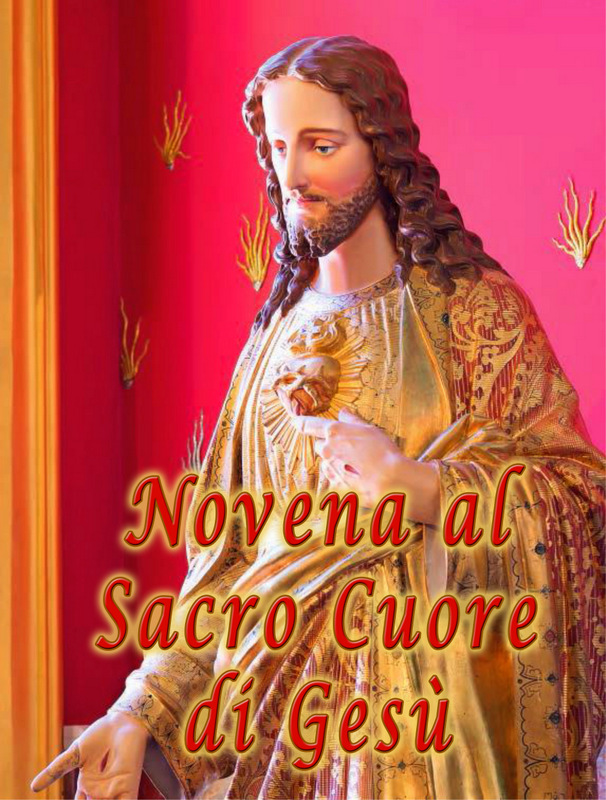 Novena Irresistibile al Sacro Cuore