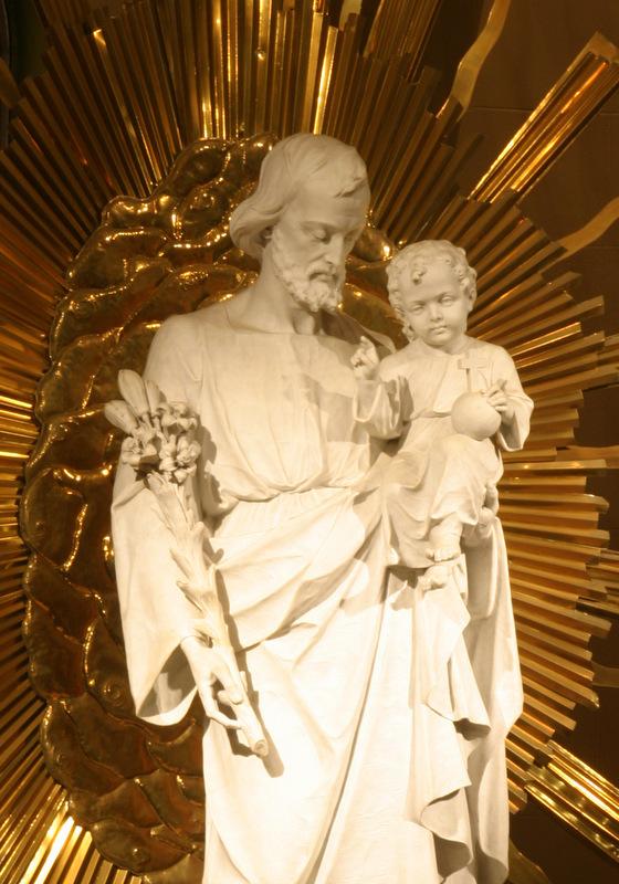 San Giuseppe…preghiera