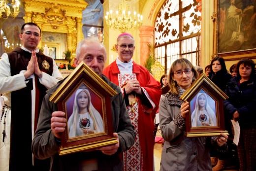 Missione Mariana a Pralormo (TO) e Cellarengo (AT)
