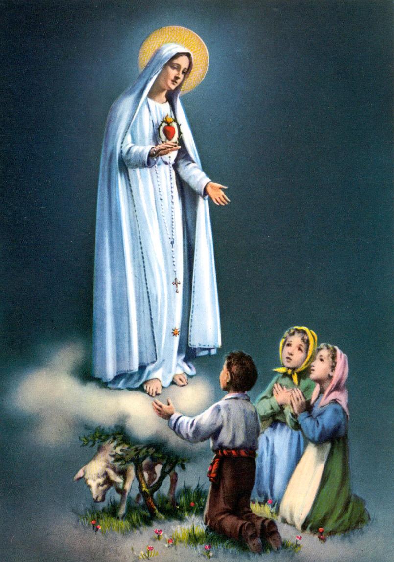 Prima apparizione della Vergine di Fatima