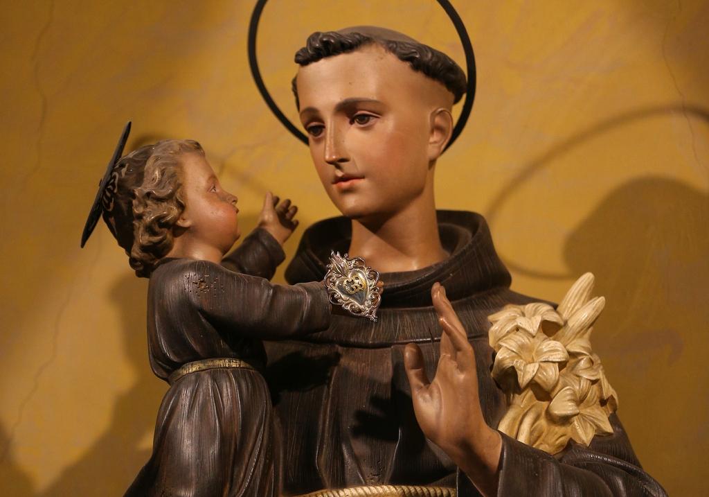 Sant' Antonio di Padova Sacerdote e dottore della Chiesa