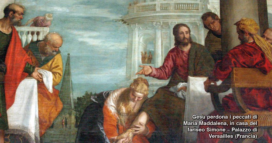 Gesù perdona i peccati