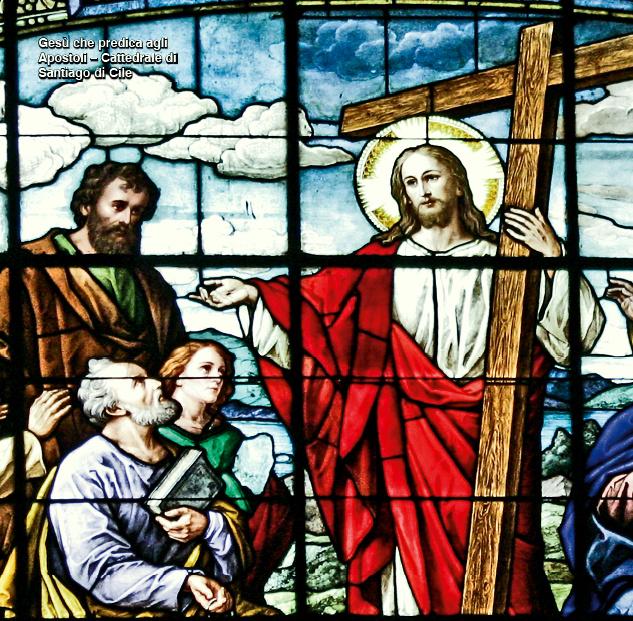 Commento al Vangelo – XII Domenica Del Tempo Ordinario