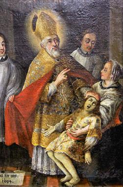 Origine della benedizione di San Biagio