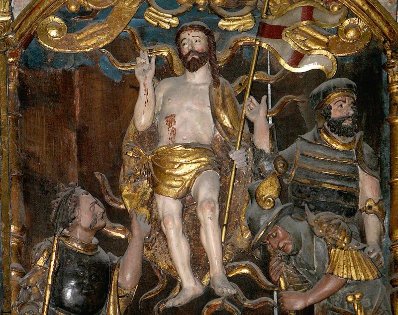 Resurrezione di Nostro Signore – Cattedrale di Lugo (Spagna)