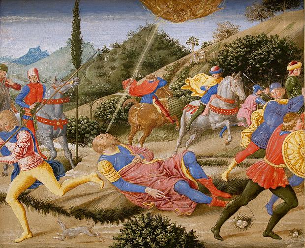 La conversione di San Paolo