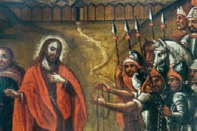 La prigionia di Nostro Signore