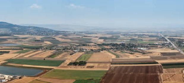 Veduta dall'alto di Nazareth – Terra Santa