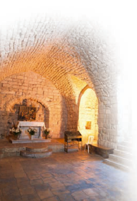 Chiesa della Sinagoga di Nazareth