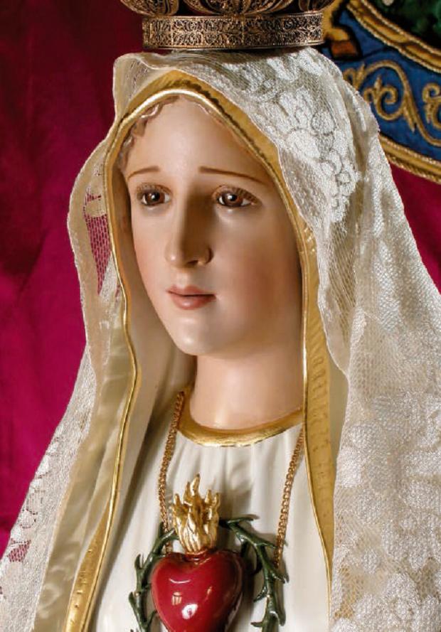 Statua Pellegrina della Madonna di Fatima