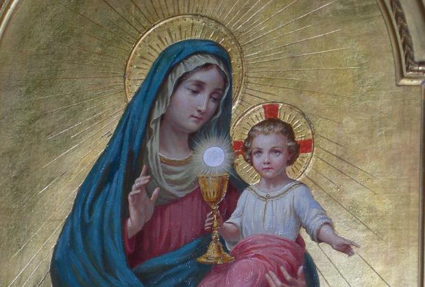Madonna del Santissimo Sacramento