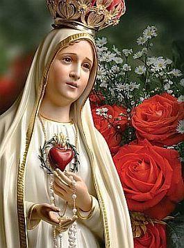 Virgem de Fatima