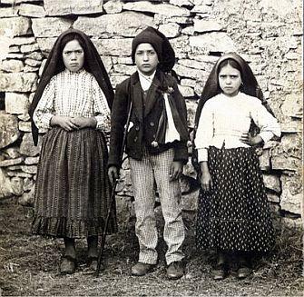 pastorinhos de Fatima