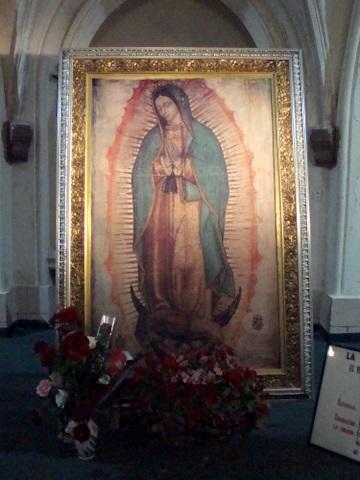 Heraldos en Argentina - Visita a la Virgen de Luján