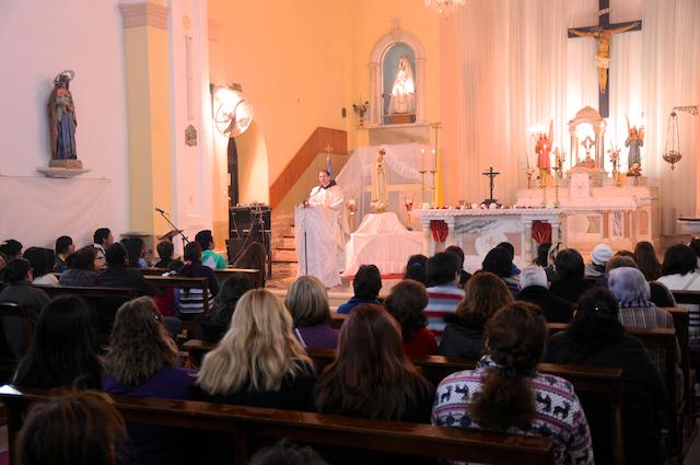 Misión Mariana en Ojo de Agua - Santiago del Estero - Heraldos del Evangelio en Argentina
