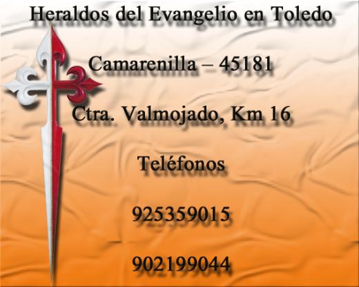 Dirección Toledo