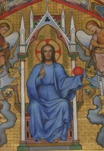 Cristo Rey Sainte Chapelle-Paris