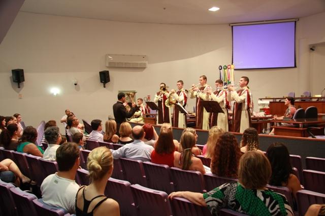 Apresentação Natalina na Câmara dos Vereadores de Joinville