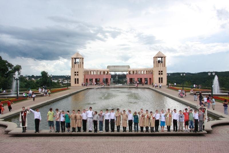 Passeio Cultural – Colégio Arautos do Evangelho – Joinville