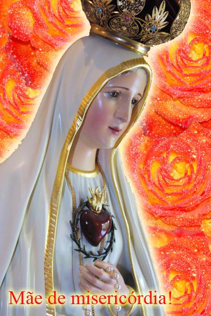 """Ó clemente! Ó piedosa! Ó doce Virgem Maria!"""