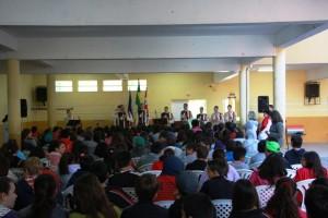 Projeto Futuro e Vida – E.M. Prof. Oswaldo Cabral