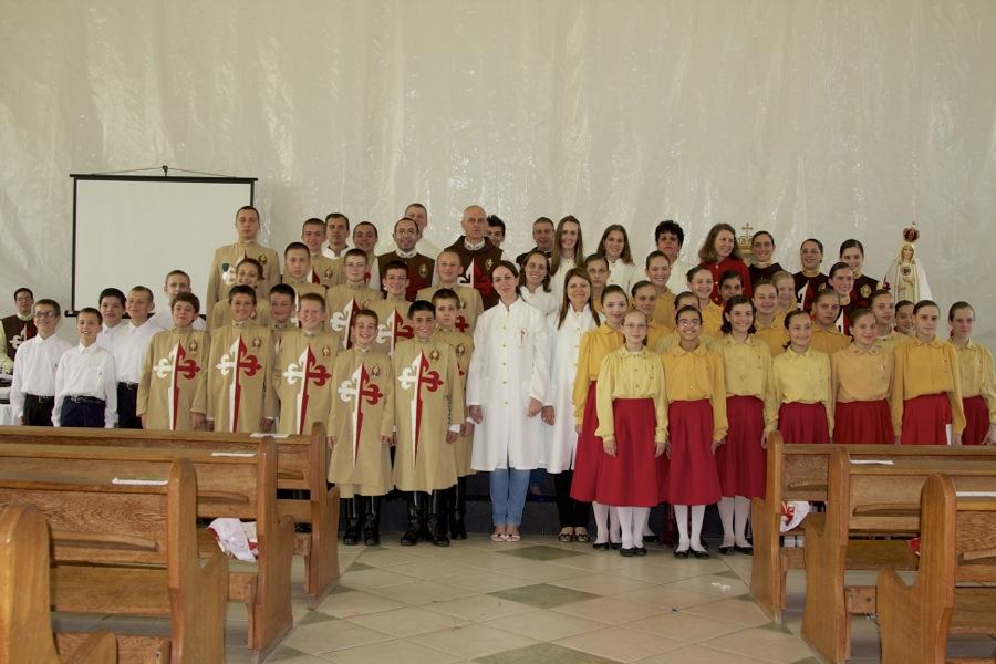 Formatura do Colégio Arautos do Evangelho